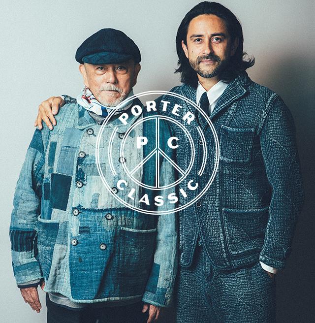 Porter Classicオフィシャルサイト|ポータークラシック
